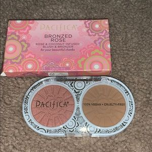 🌵Pacifica blush and bronzer